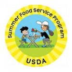 USDA Summer Food Service Program logo